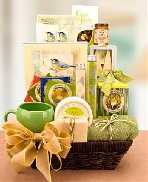 Gift Baskets For New Homes