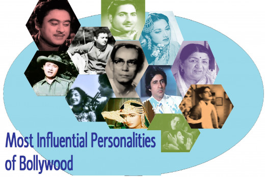 Twelve men and women who shaped the destiny of Bollywood