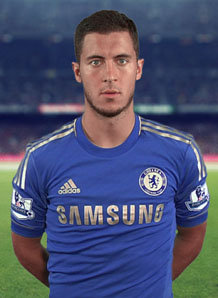 Gifted playmaker Hazard