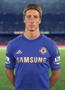 Tricky striker Torres