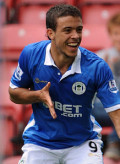 On the up Di Santo