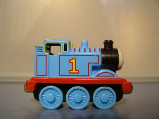 Thomas, the Number 1 Engine.