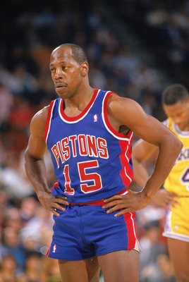 The Microwave, Vinnie Johnson