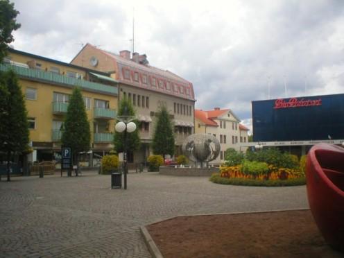 Berlange, Sweden