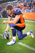 Tim Tebow:  A Role Model Who Gives Hope