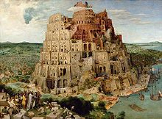 The Tower of Babel by Pieter Bruegel the Elder, 1563