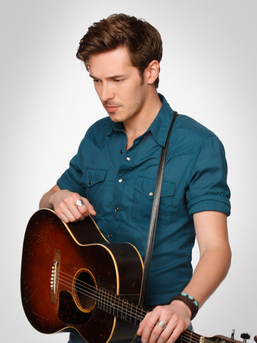 Sam Palladio as Gunnar Scott