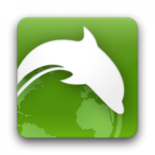Dolphin HD Icon