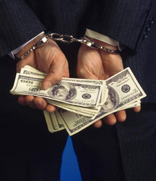 White Collar crime can have more serious repercussions than standalone crimes like murder, since it can affect the economic well-being of a great number of people