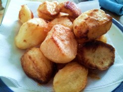 Crispy and Golden roast potatoes made easy!