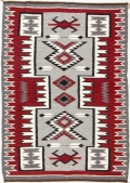 Navajo Weavers And Tradition