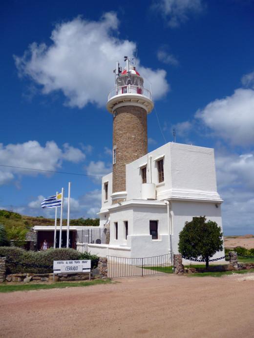 The Punta Brava Lihjthouse, Montevideo