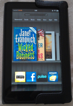 Why you should buy a Kindle Fire