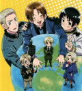 Full Series Review 1: Hetalia