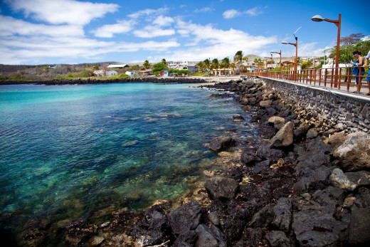 Galapagos Islands - Puerto Baquerizo Moreno, Galapagos