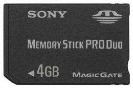 Memory Stick memory card by Sony
