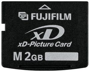 The xD digital memory Picture Card