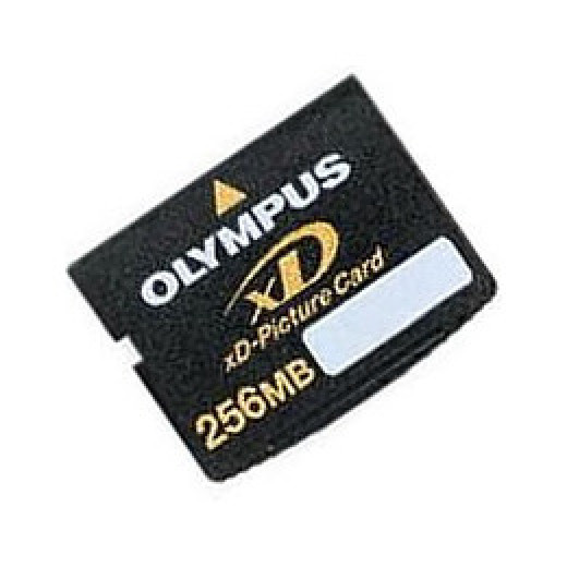xD Picture Card with Olympus Label