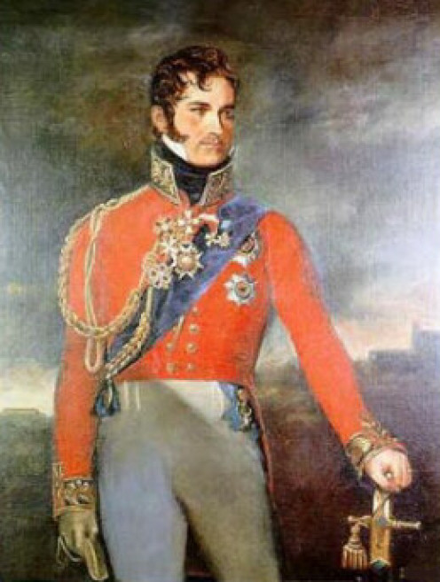 King Leopold I of the Belgians