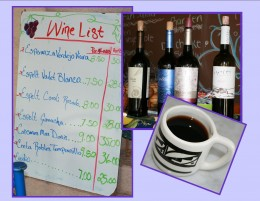 Coffee is marketed to specific groups.  Wine is marketed to a very specific psychographic.