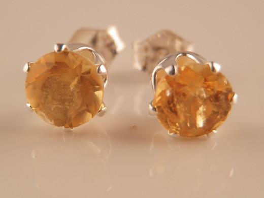 Yellow Gemstones - Citrine