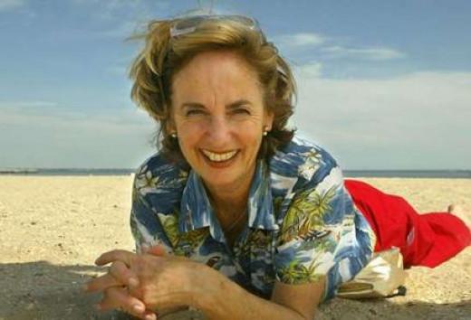 Kathy Kohner Zuckerman now.