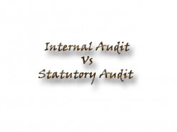 Difference between Internal Audit and Statutory Audit