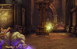 Darksiders 2 Moving Pillars is crucial in Phariseer's Tomb