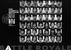 My Favorite Characters In The Battle Royale Novel