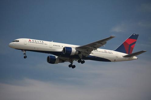 Boeing 757 (Delta Airlines)