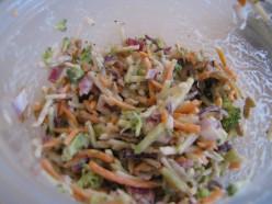 Poppyseed Slaw Recipe
