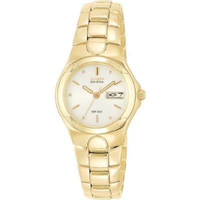 Women's | Stainless Steel | Eco-Drive