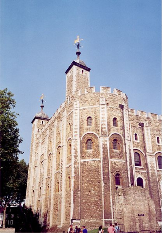 The Tower of London - White Tower