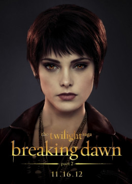"""Breaking Dawn Part 2"" debut poster. Source: Google Images/reuse/arteyfotografia.com"