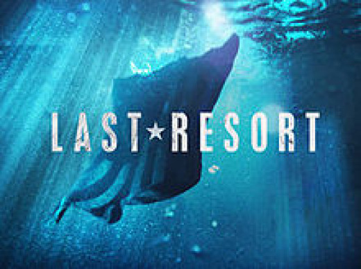 Promo Poster for ABC's new show Last Resort