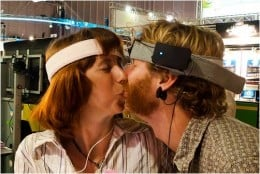 Measuring Passionate Kiss