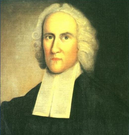 Jonathan Edwards, 16th century theologian.