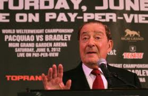 Top Rank's Bob Arum  is the most successful promoter in the history of prizefighting. He along with Don King controlled the sport for nearly 40 years.