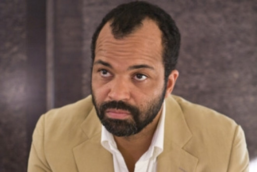 Jeffrey Wright. Why oh why couldn't you be the lead villain?