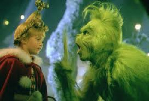 How The Grinch Stole Christmas featured funny man Jim Carrey and it is a remake of the original holiday classic.
