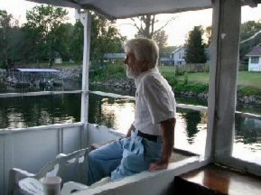 George - Branson, 2002
