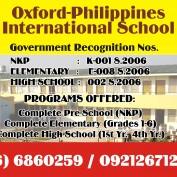 Oxford College profile image