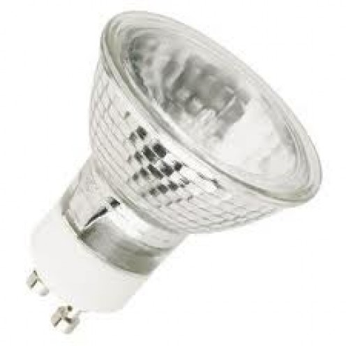 The Halogen Lamp is great for use outside your home as a spotlight. It has a long shelf life and it shines bright.