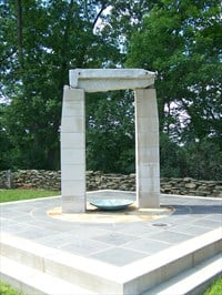 "The Hibernian ""An Gorta Mor"" Memorial in Michigan"