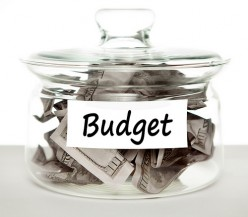 Determine a working budget before contacting any interior designers.