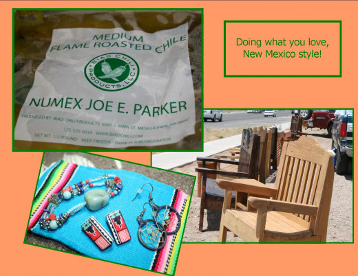 New Mexico products and businesses