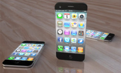 The new Bigger and Lighter iPhone 5