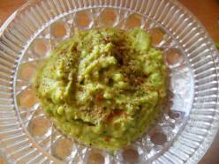 Easy Guacamole Recipe: Spicy Avocado Dip