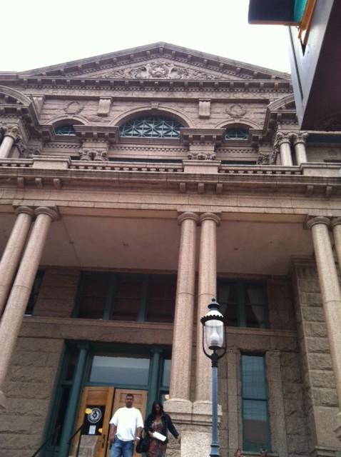 Walker, Texas Ranger's Courthouse, Tarrant County