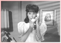 """IRENE VERNON was the first """"Louise,"""" who starred in 11 of the first """"Bewitched"""" episodes."""